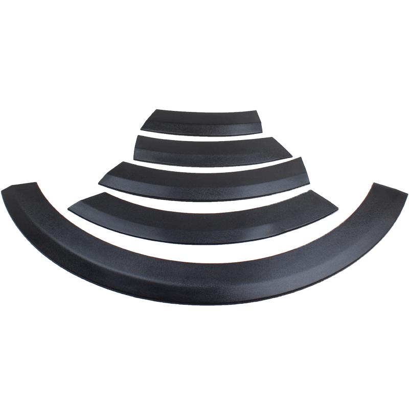 众泰T600轮眉T600运动版专用轮眉改装加宽防擦条防撞条防刮蹭泥沙