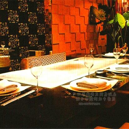 王子西厨EG-1.2米日式电铁板烧铁板日式铁板烧商用电热铁板烧设备