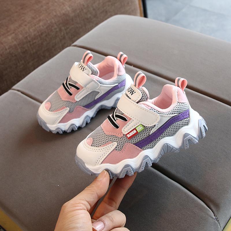 岁半 5 1 女童宝宝软底学步网鞋 3 男童运动鞋 4 小孩 2 儿童鞋子春秋单鞋