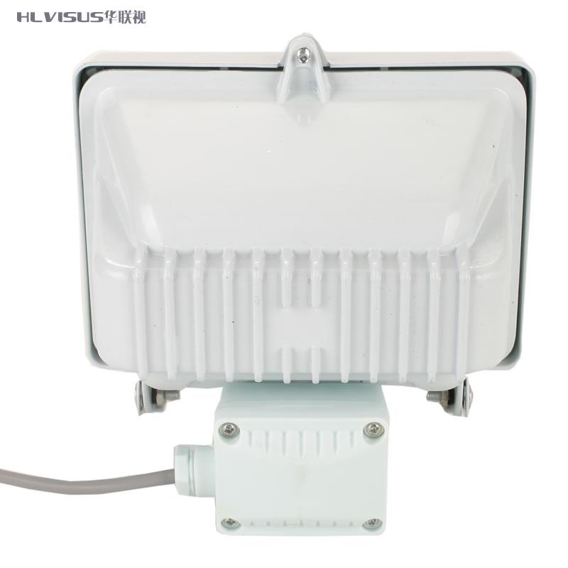 华联视 监控补光灯12V户外夜视自动感应led白光15灯摄像头辅助灯