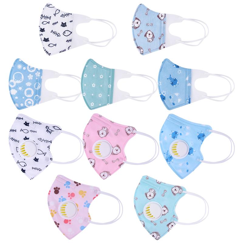 儿童口罩男宝宝口罩女幼儿婴儿口罩1-3岁秋冬季小孩口罩0-1一次性