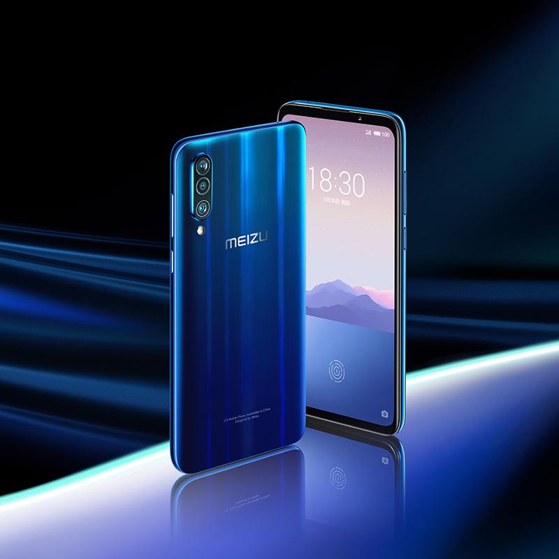 智能新品手机 4G 大电池 4000mAh 三摄 AI 万 4800 极边对称全面屏 新品预约 16Xs 魅族 Meizu