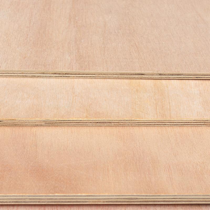 德丽斯板材5mm杨木芯实木多层板基础板E1级胶合板家具衣橱柜背板