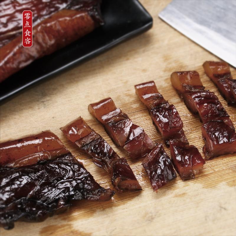温州特产品品香东瓯腊肉酱油肉240g*10包欣禾食品生鲜超市 饭店