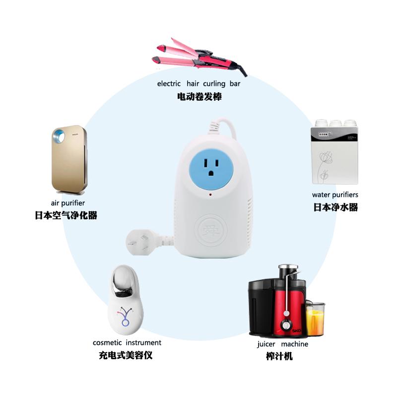舜红变压器220V转110V 200W电源电压转换器全铜足功率日本净化器