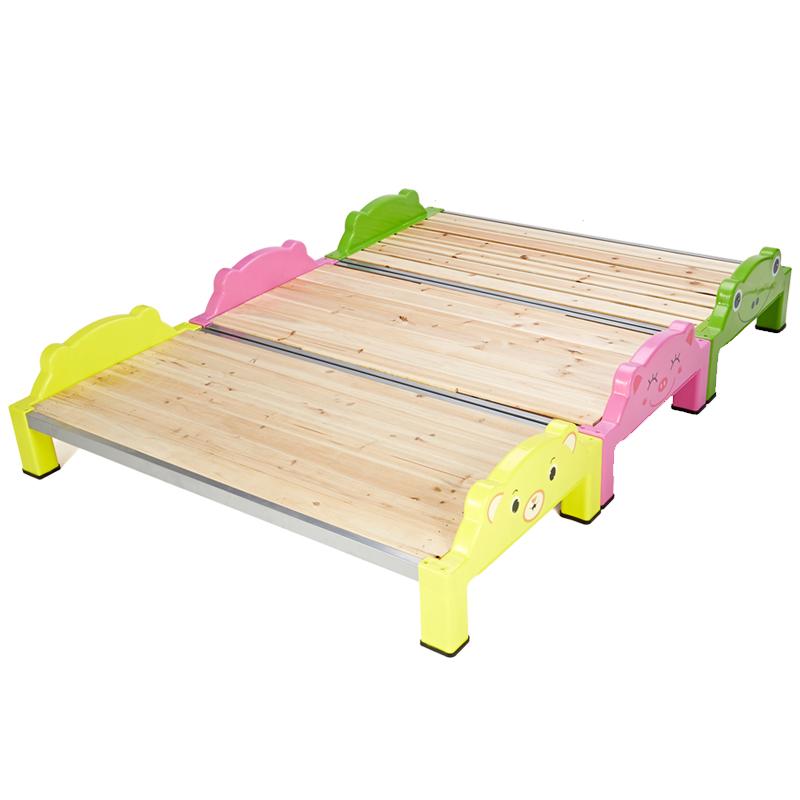 幼儿园床辅导班午休床早教午睡床高扶手床小学生床幼儿园通铺床