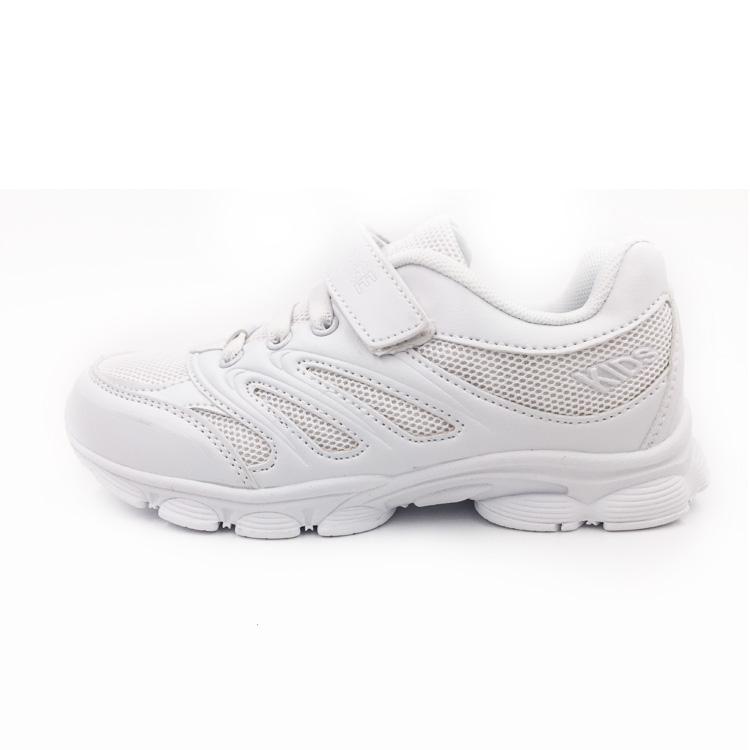 男女童网鞋夏透气休闲鞋白色鞋运动儿童软底跑步鞋耐磨波鞋学生哥