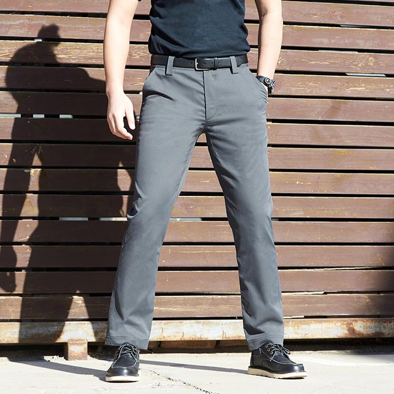 新品龙牙二代轻骑战术休闲裤男士户外工装修身直筒长裤春秋铁雪