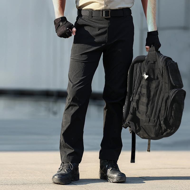 龍牙二代烈刃加強版戰術褲男戶外褲男夏季薄款戶外工裝褲鐵血