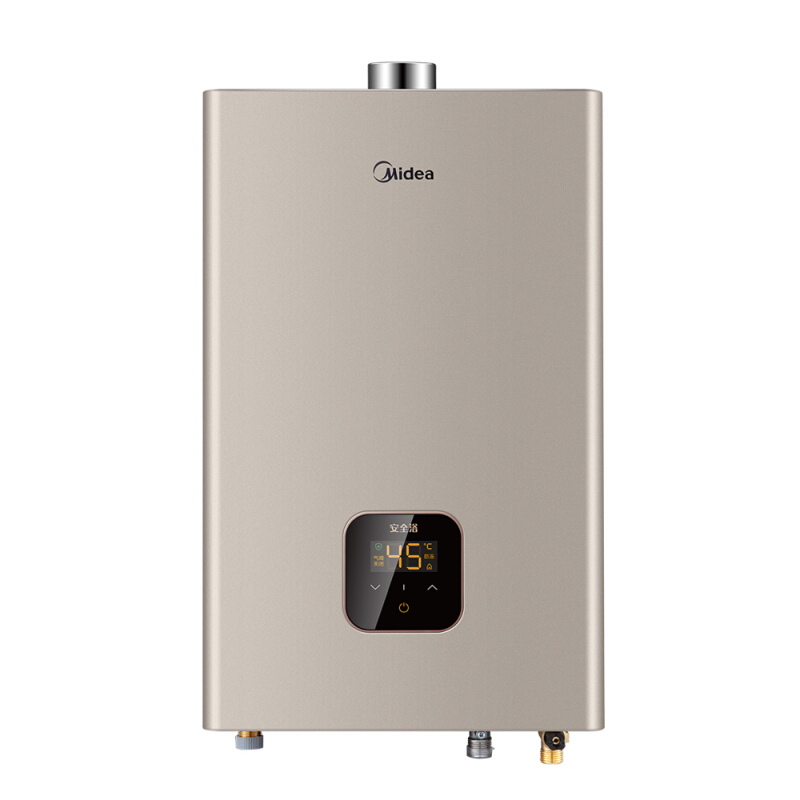 Midea/美的 JSQ20-G 天然气 燃气热水器家用电10升煤气液化气12L