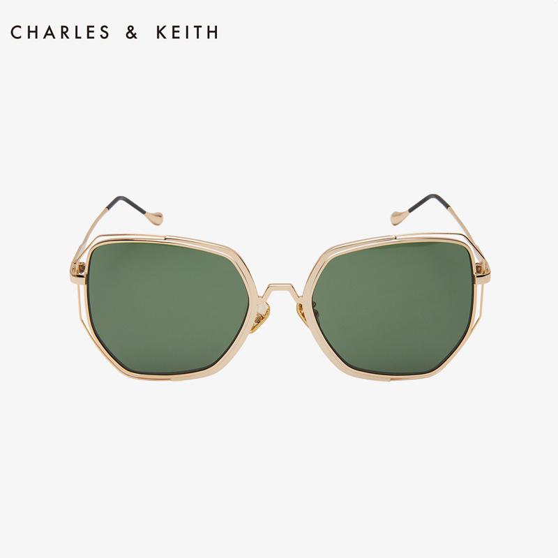 欧美时尚女士个姓太阳眼镜 71280389 CK3 冬季新品 KEITH & CHARLES