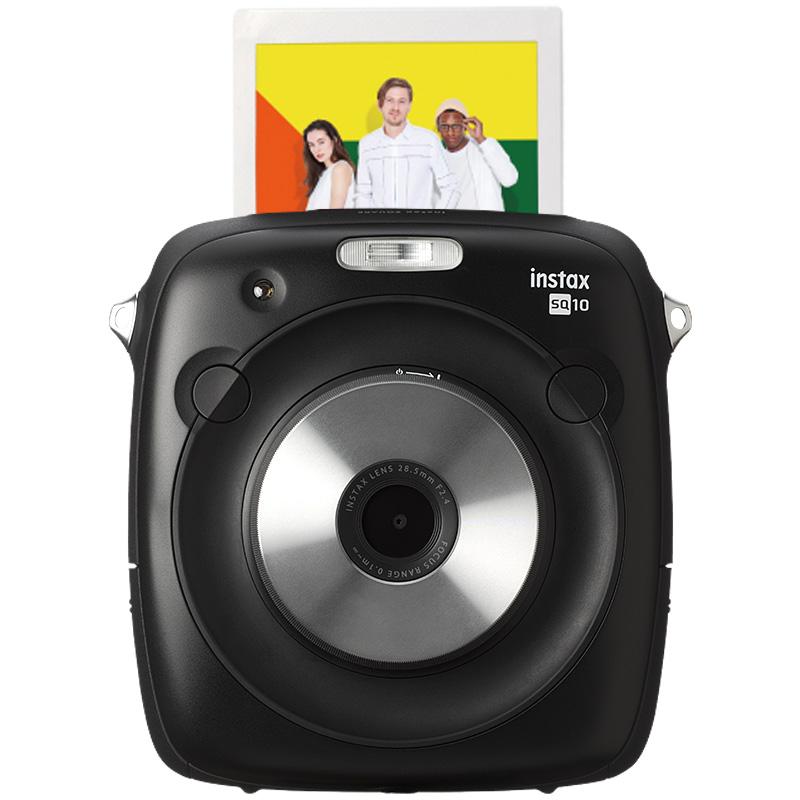 胶片数码混合立拍得 SQ10 instax 相机 sq10 拍立得 包邮富士 新品