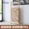 简约现代组合实木书架置物架 书房创意落地陈列架储物架简易书架