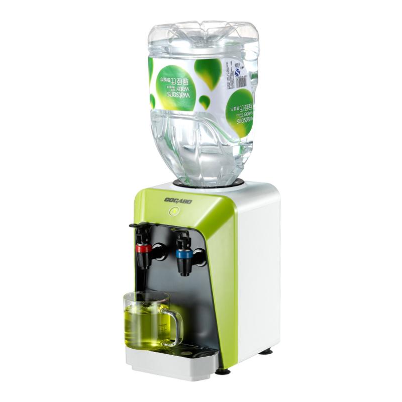COCABO泉佳宝小饮水机台式迷你型家用办公室桌面可加热小桶装水用