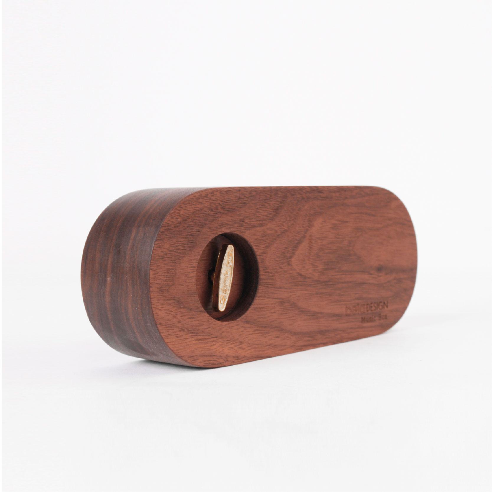 本来设计木质音乐盒毕业送女友创意生日礼物定制教师节礼品八音盒