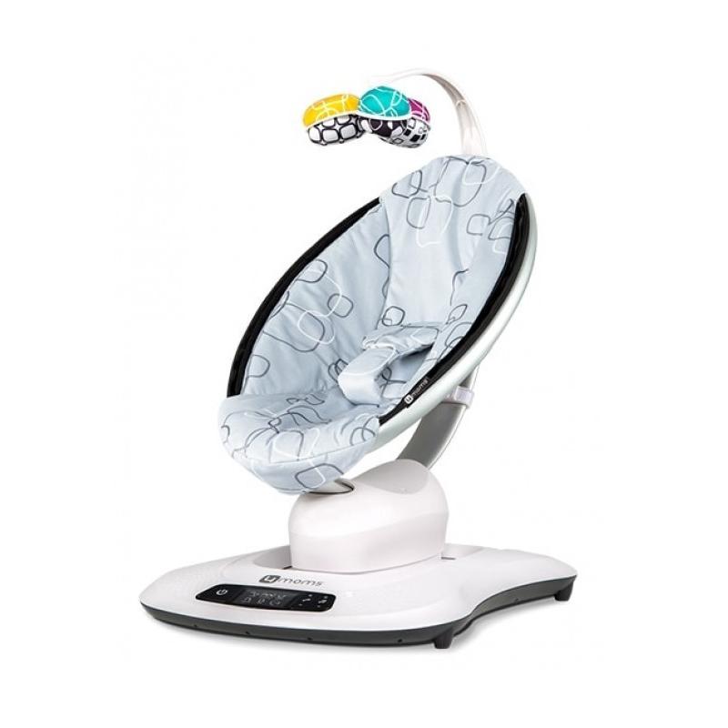 美国4moms mamaroo新生婴儿电动安抚摇摇椅宝宝摇篮哄睡哄娃神器