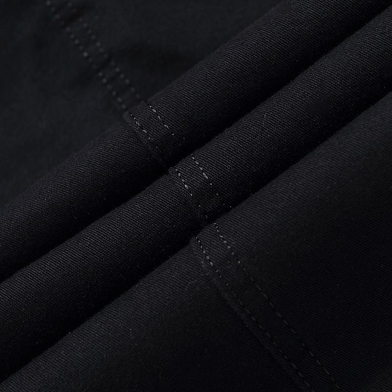 南极人男士休闲裤秋冬新款中老年纯棉厚款宽松中高腰爸爸长裤男装