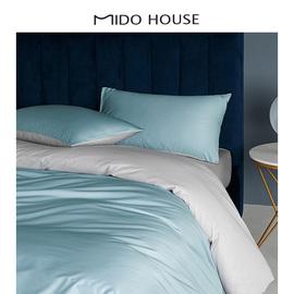 纯色床上用品316TC家纺床品网红款60S被套全棉纯棉床单床笠四件套