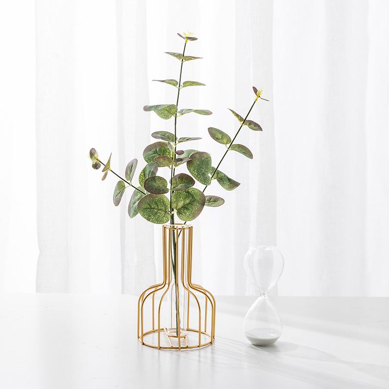 干花假花摆件花艺仿真花束客厅轻奢茶几餐桌摆花装饰品小摆设植物