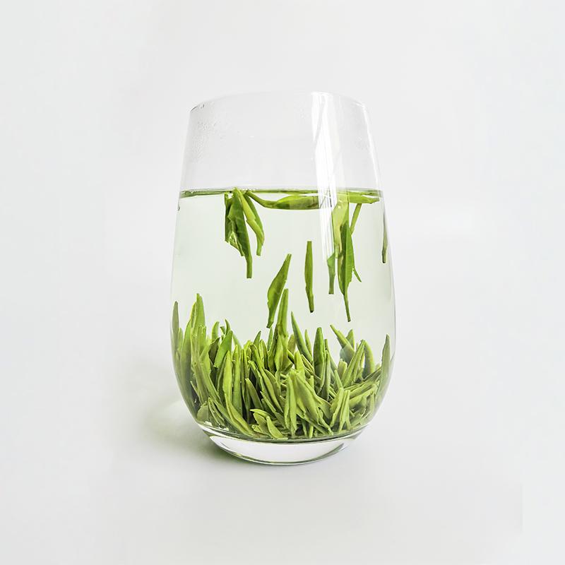 明前富硒新茶叶陕西特产汉中仙毫高山雀舌午子绿茶礼盒装特级 2020