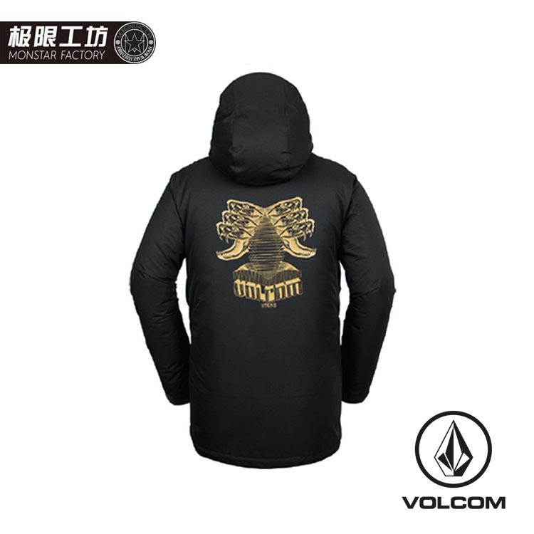 【极限工坊】VOLCOM/单板滑雪服男女款户外滑雪装备保暖防水透气