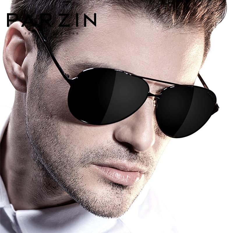 宋祖儿代言帕森男士墨镜太阳镜男潮人开车偏光蛤蟆镜太阳眼镜司机驾驶镜8009