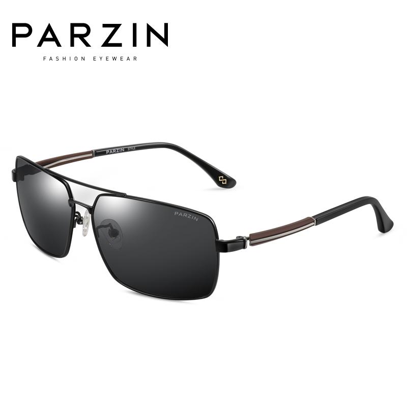 宋祖儿代言帕森新款时尚大框男士偏光太阳镜司机开车驾驶休闲潮方框墨镜8057