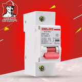 Delixi Circuit Breaker DZ47 Air Switch Type D 100A 125A 80A High Power Air Open Single Pole 1P