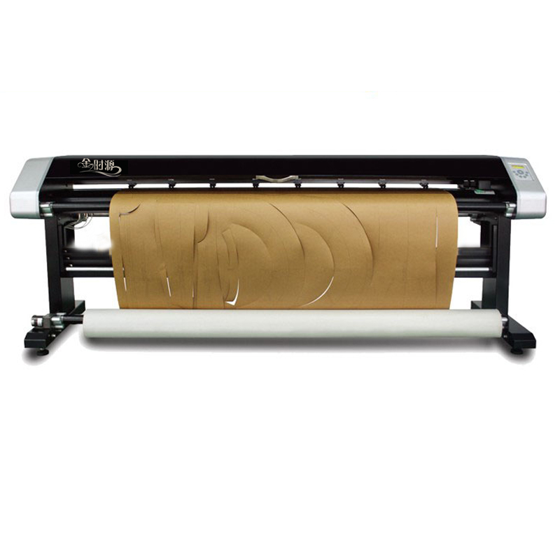 金时源斯米特服装大师喷切一体机立式切割机st-1800tpq喷墨绘图仪