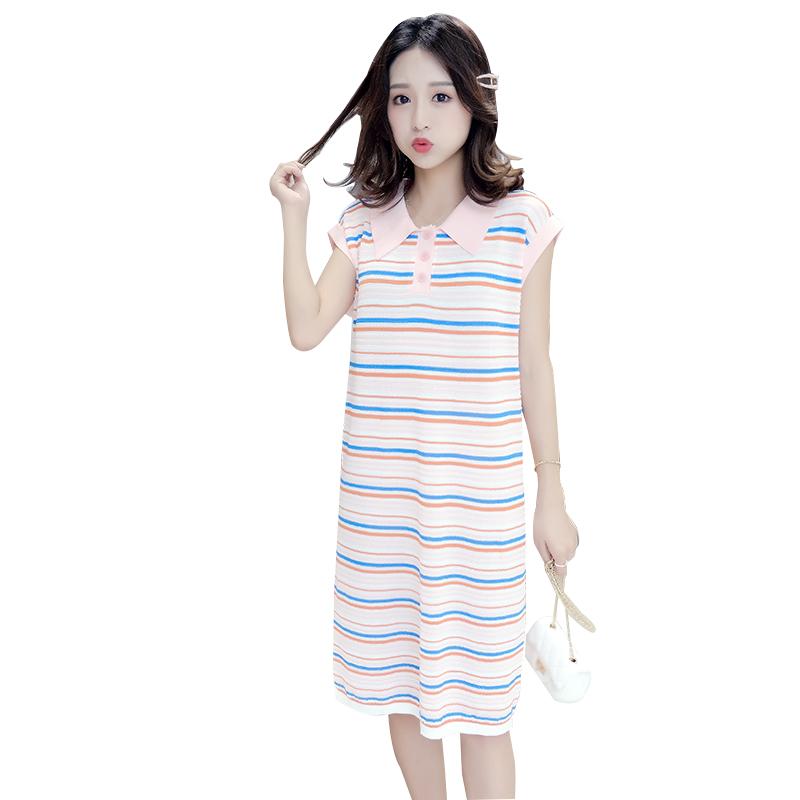 岁穿 1820192122232425272930 专柜品牌夏装妈咪孕妇连衣裙适合