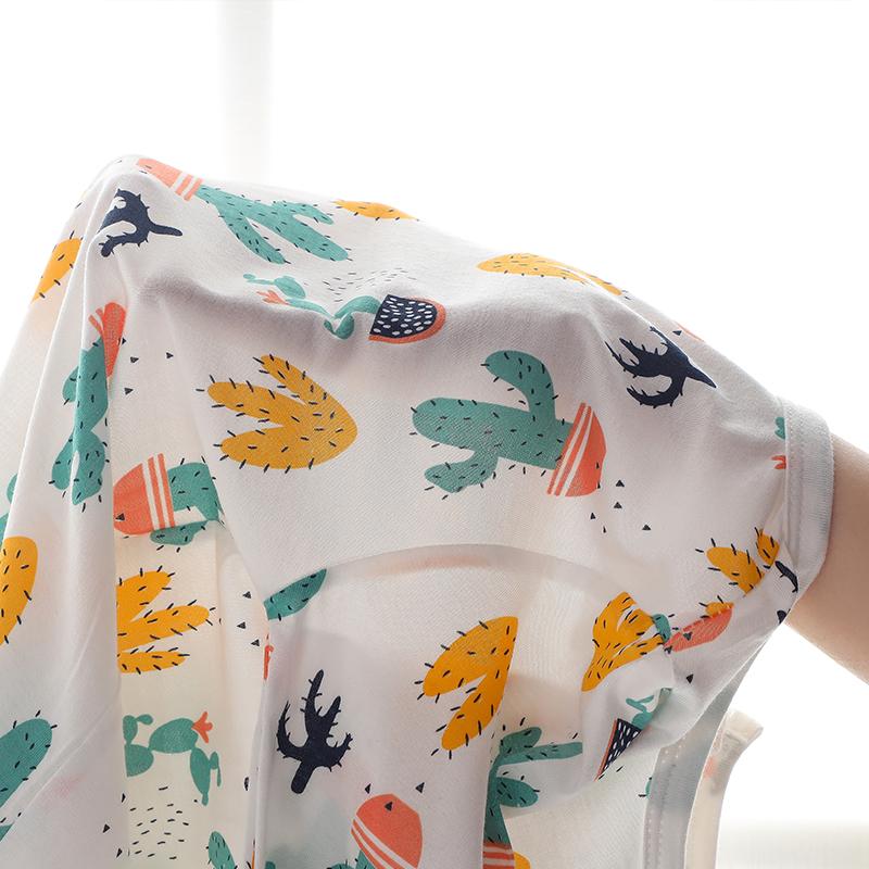 宝宝睡衣套装夏季衣服婴儿儿童薄款长袖家居服空调服男童女童春秋