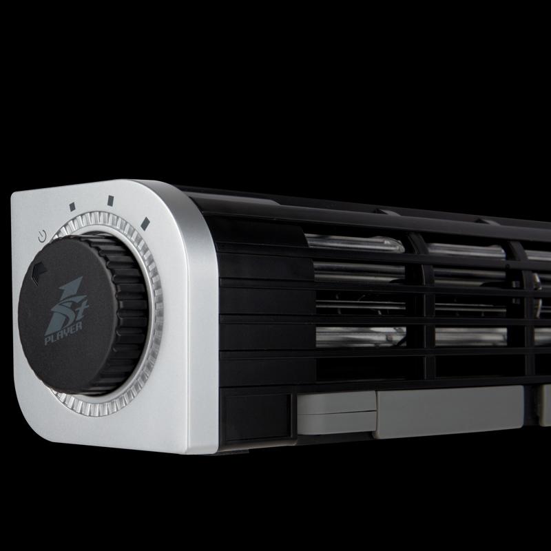 首席玩家C5无风扇电竞笔记本散热器手机平板PS4光影精灵抽吸风Y50