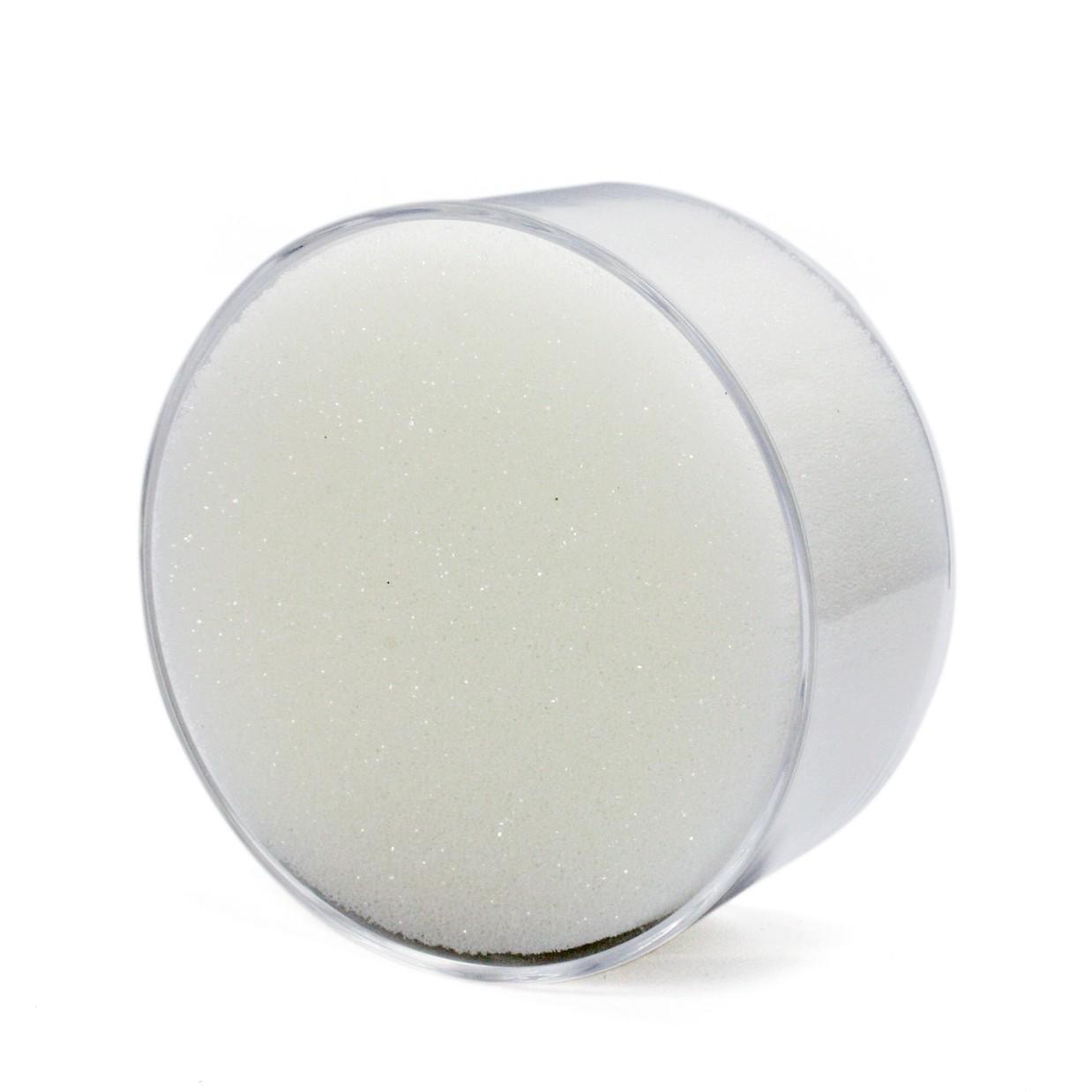 得力9102 海绵缸 湿手器 粘手器 粘手缸 泡沫缸沾水器点钞润手器办公文具用品