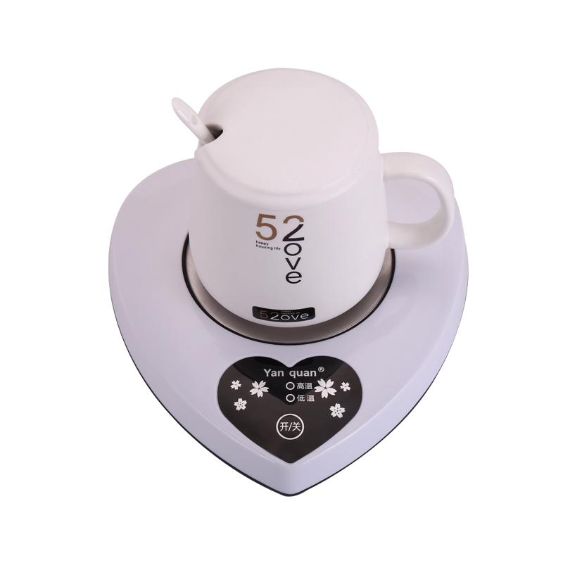 暖暖杯55度加热杯垫咖啡牛奶加热器电热杯垫生日礼物送女生女朋友