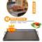 铁板烧烤盘烤鱿鱼铁板豆腐设备鸡蛋灌饼锅手抓饼加厚钢板专用铁板