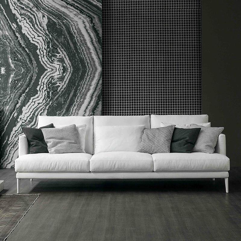 北欧工业风沙发小户型