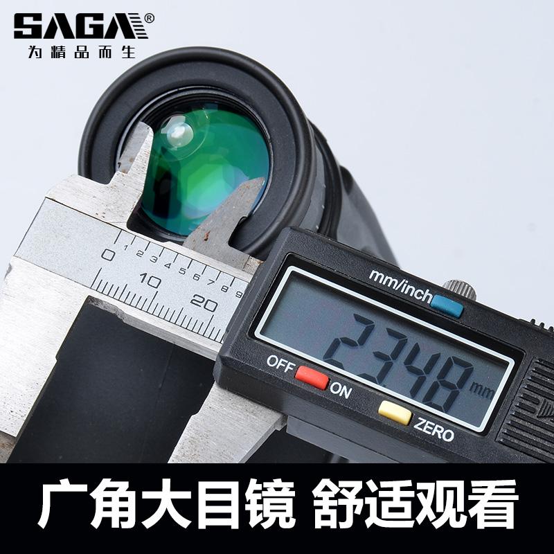 单筒高倍高清望远镜夜视正品15倍50专业便携户外可接手机人体军