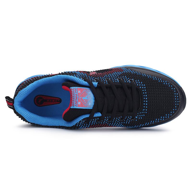 乔丹格兰男鞋网面休闲跑步鞋轻便透气减震舒适运动鞋男轻质跑鞋