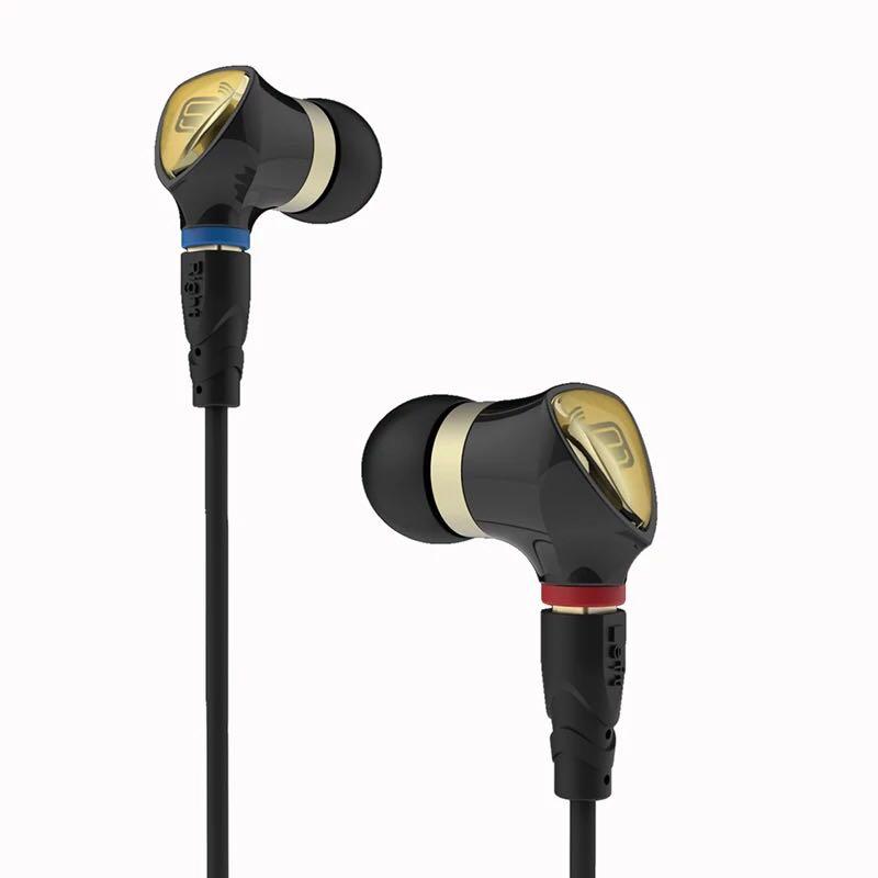 工廠清倉品牌重低音HIFI全新耳機動圈一圈一鐵兩圈兩鐵特價處理