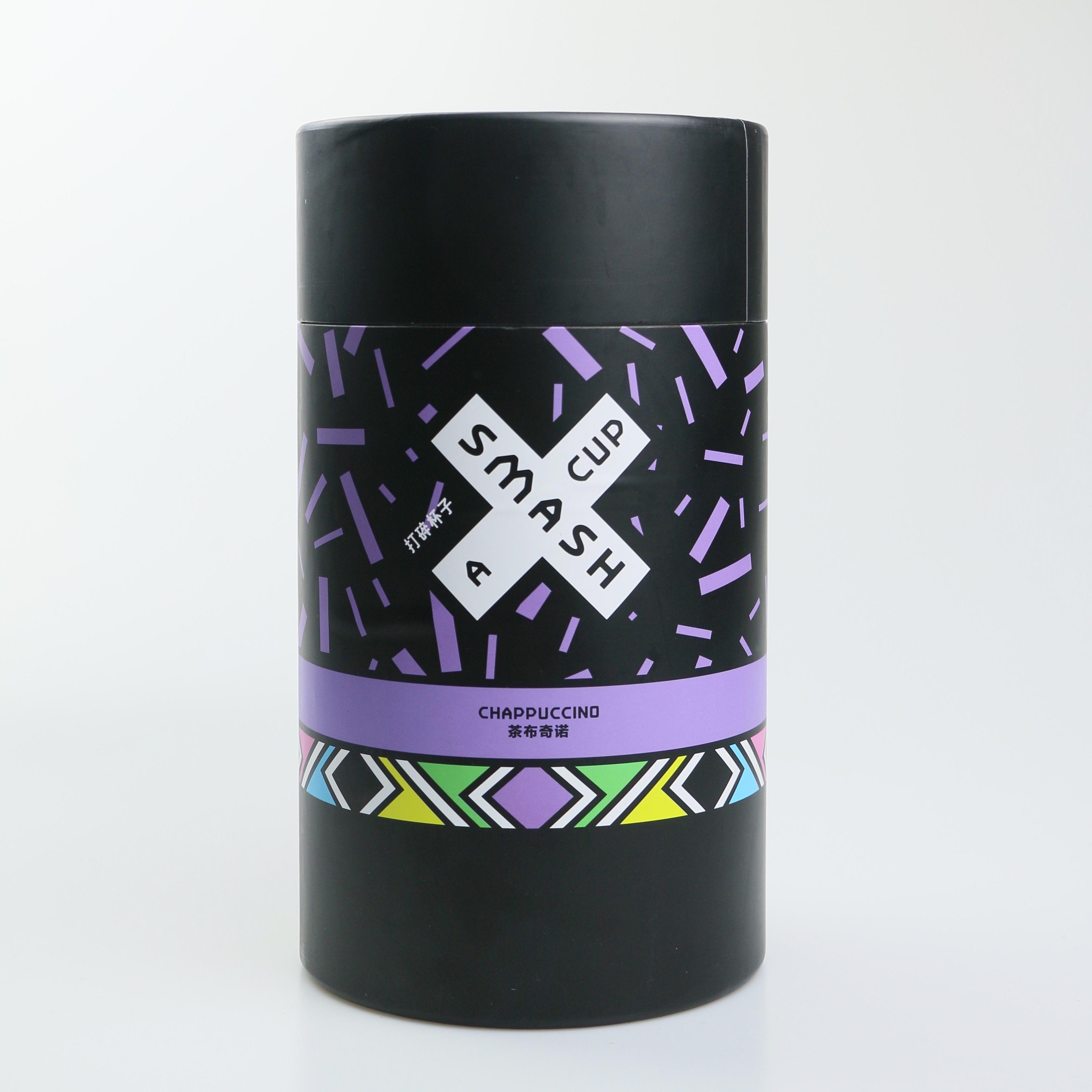 拿铁 打碎杯子 Cup a Smash 装 1kg 茶布奇诺茶粉 近期缺货 预售