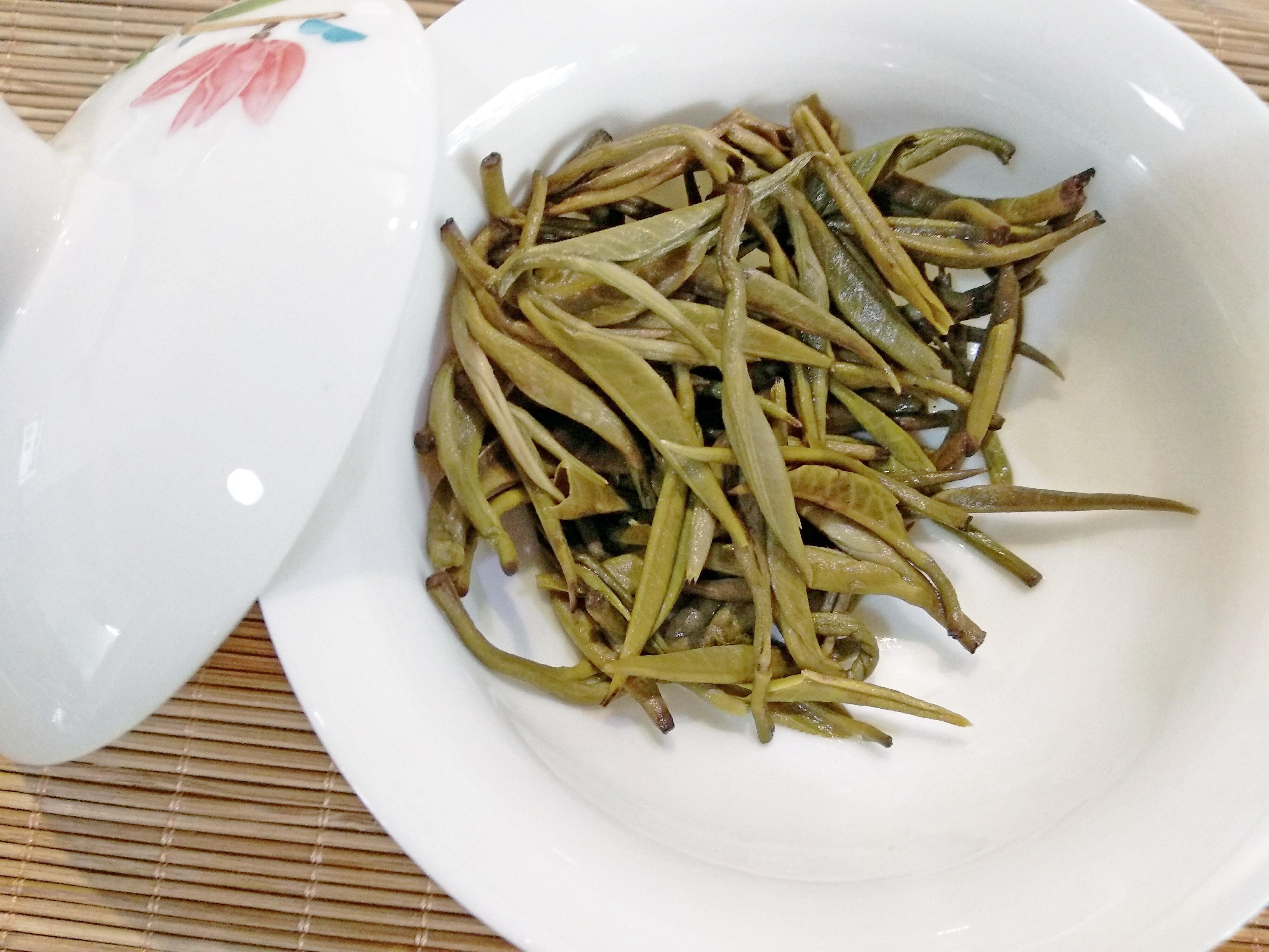500g 白玉螺白茶叶全芽龙珠浓香型香螺新茶散装 2018 茉莉花茶