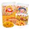 爱尚咪咪虾条蟹味粒组合整箱批发好吃的网红薯片零食品大礼包小吃