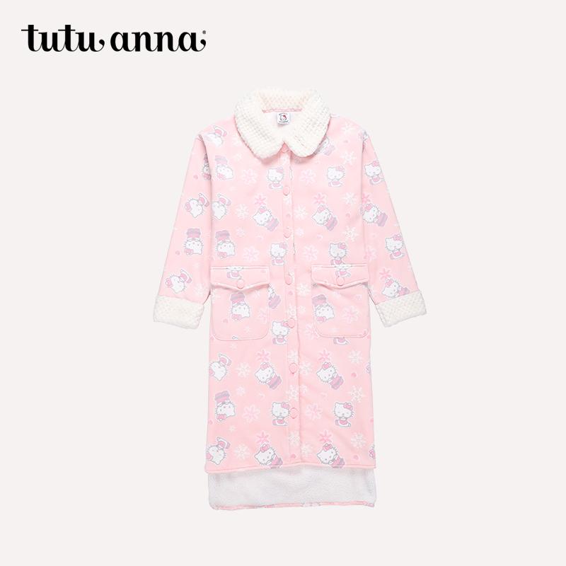 tutuanna睡袍睡衣看完你就懂了,不看就亏大了
