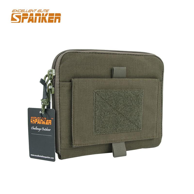 出众者多功能军迷用品EDC随身小型工具包便携地图包户外战术装备