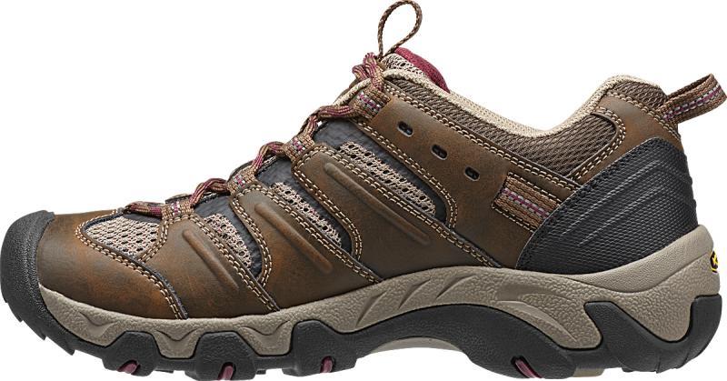 美国直邮KEEN/客恩 '1013190户外女鞋皮质透气系带低帮鞋包邮