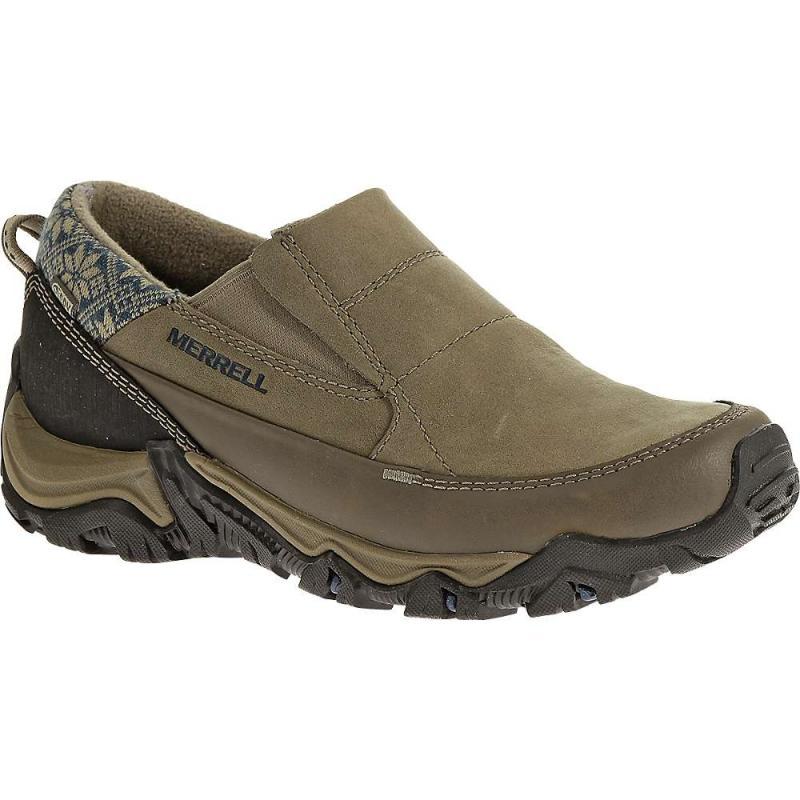 美国直邮 Merrell/迈乐 10256085户外运动女防水套脚低帮户外鞋