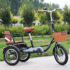 Yashidi Elderly Tricycles Old People Pedal Tricycles Adults Forces Footsteps Leisure Car Goods
