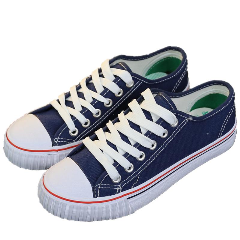 秋季男士低帮帆布鞋透气百搭休闲鞋潮流时尚板鞋学生手绘平底球鞋