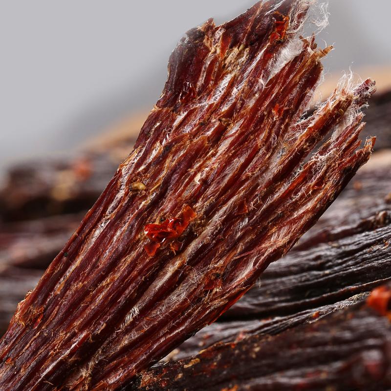 奇圣牛肉干西藏风干手撕耗牛肉麻辣五香吃货正宗熟食小零食特产
