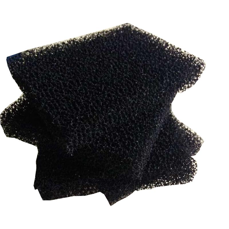 活性炭过滤棉网蜂窝海绵吸附活性碳纤维棉烤漆房空气滤棉净化甲醛